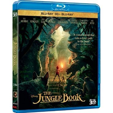 The Jungle Book 3D+2D (2-Disc)