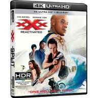 xXx: Reactivated 4K UHD+BD (2-Disc)