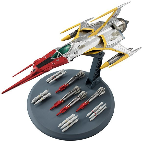 Variable Action Hi-Spec Space Battleship Yamato 2202: Type 0 Model 52 Space Carrier Fighter Cosmo Zero Alpha 1