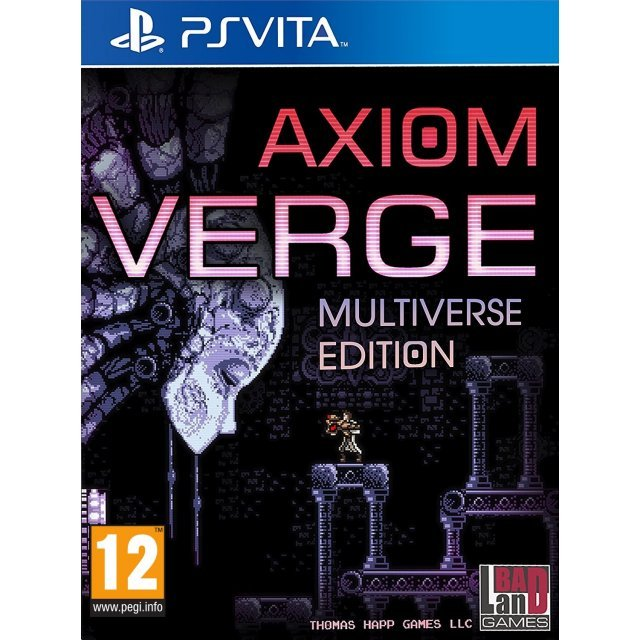 Axiom Verge [Multiverse Edition]