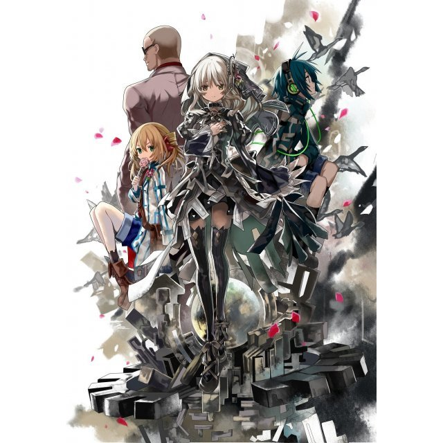 Clockwork Planet Vol.4 [Limited Edition]