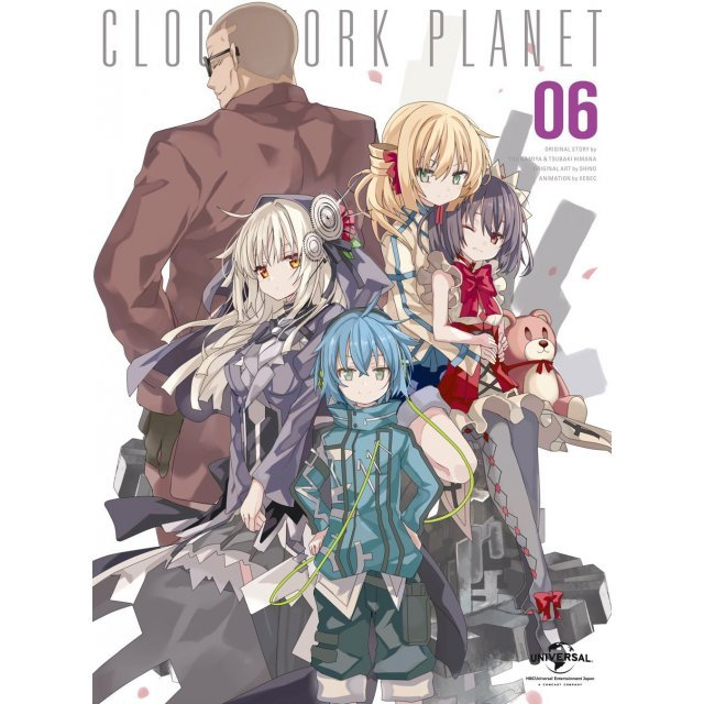 Clockwork Planet Vol.6 [Limited Edition]