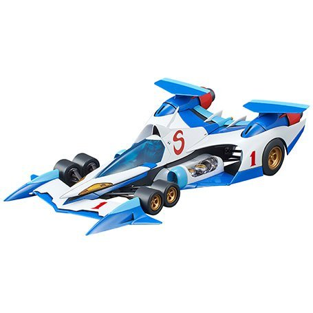 Future GPX Cyber Formula Sin Variable Action 1/24 Scale Figure: New Asurada AKF-0/G Aero Mode