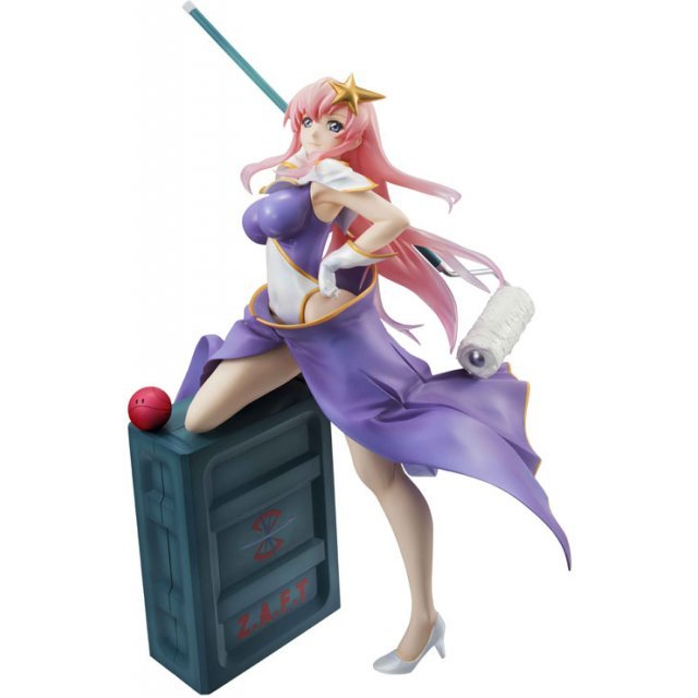 Gundam Girls Generation Nose Art Realize Mobile Suit Gundam Seed Destiny 1/8 Scale Pre-Painted Figure: Meer Campbell