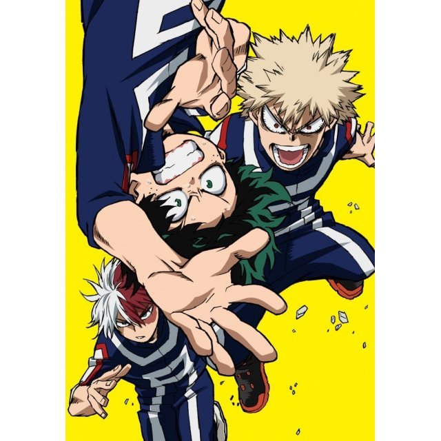 My Hero Academia 2nd Vol.1