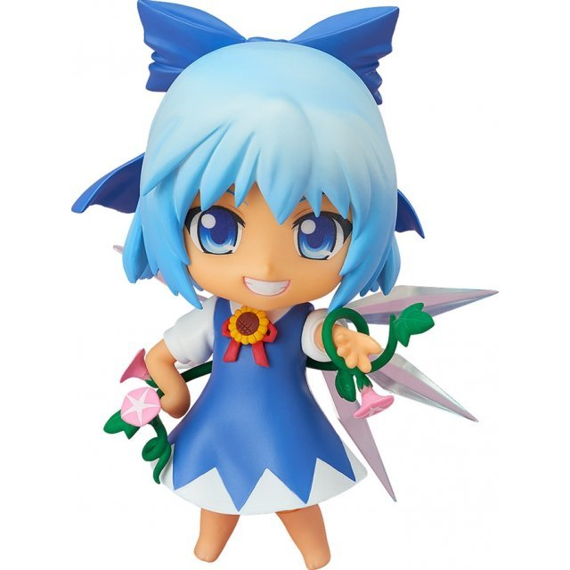Nendoroid No. 167-b Touhou Project: Suntanned Cirno [Good Smile Company Online Shop Limited Ver.]