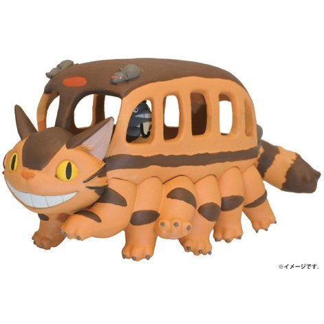 Sudio Ghibli M Neighbor Totoro Cat Bus