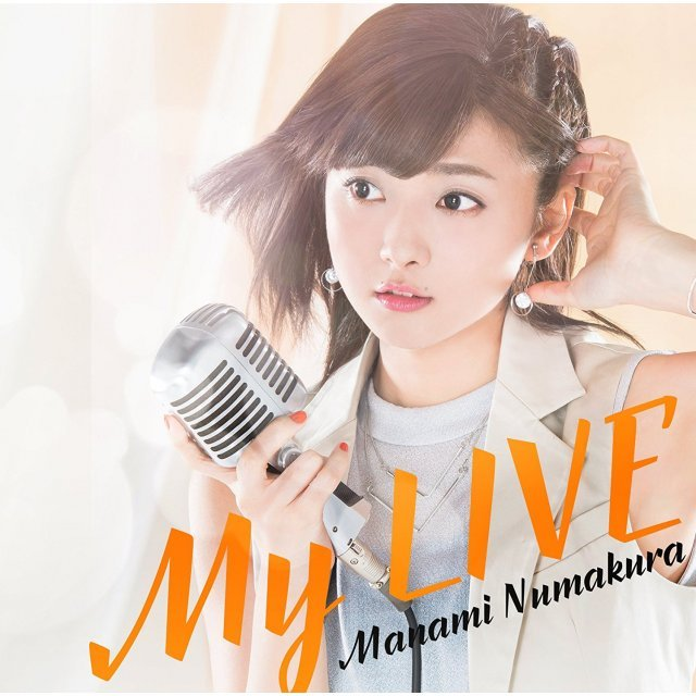 Manami Numakura My Live [Limited Edition Type B]
