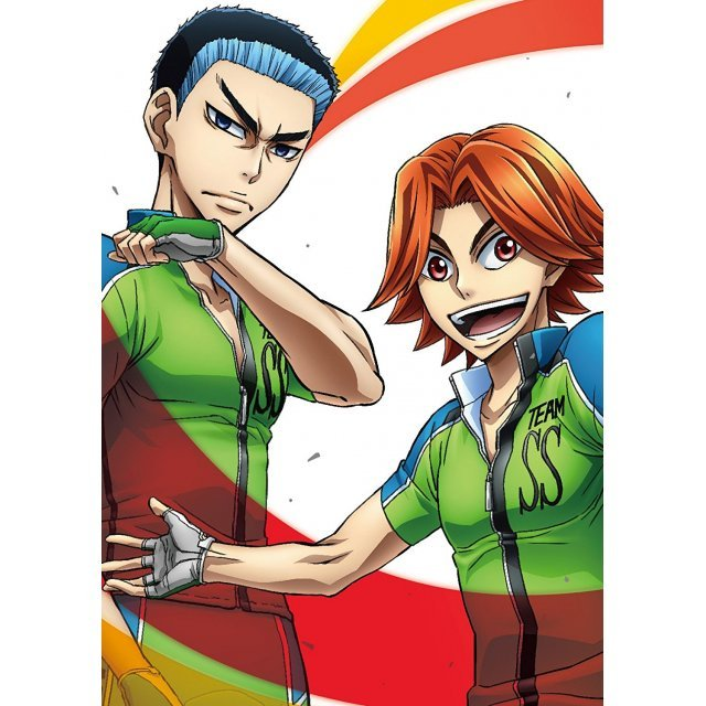 Yowamushi Pedal New Generation Vol.4