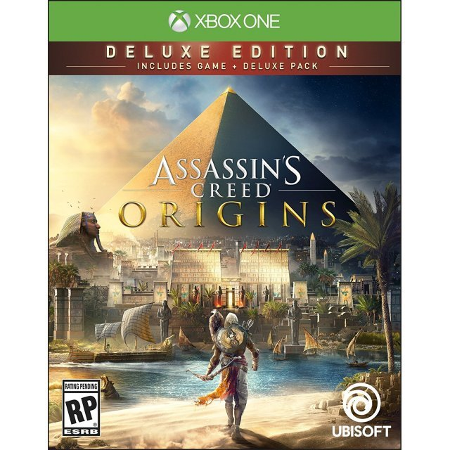 Assassin's Creed Origins [Deluxe Edition]