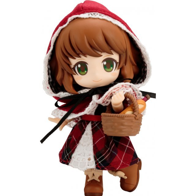 Cu-poche Friends Akazukin -Little Red Riding Hood-