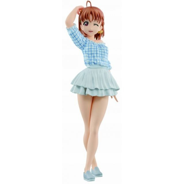 Love Live! Sunshine!! EXQ Figure: Chika Takami
