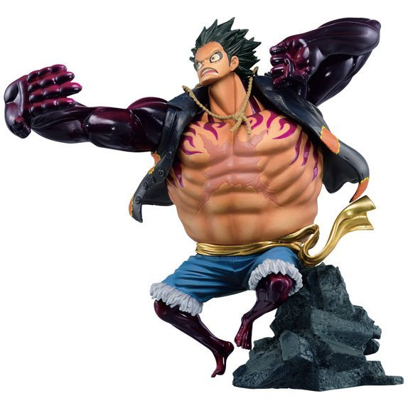 One Piece SCultures Big Colosseum: Special Gear Fourth Monkey D. Luffy Special Color Ver.