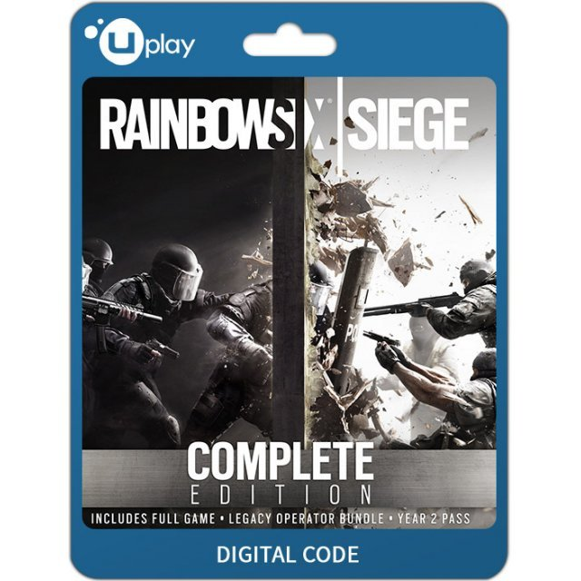 Tom Clancy's Rainbow Six Siege [Complete Edition]