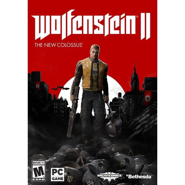 Wolfenstein II: The New Colossus (DVD-ROM)