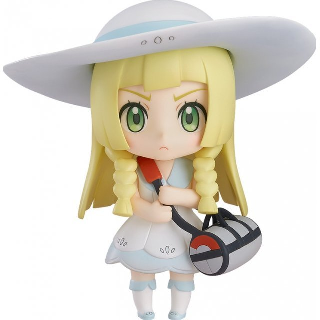 Nendoroid No. 780 Pokemon: Lillie [Good Smile Company Online Shop Limited Ver.]