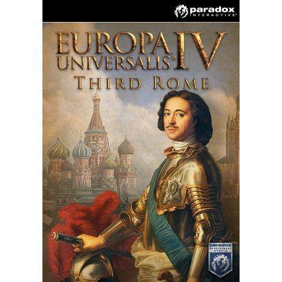 Europa Universalis IV - Third Rome [DLC] (Steam)