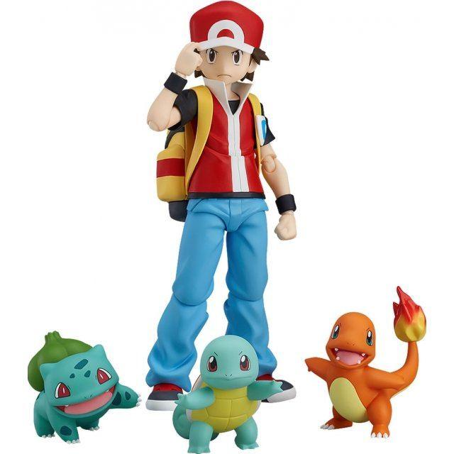 figma Pokemon: Red [Pokemon Center Online Shop Limited Ver.]