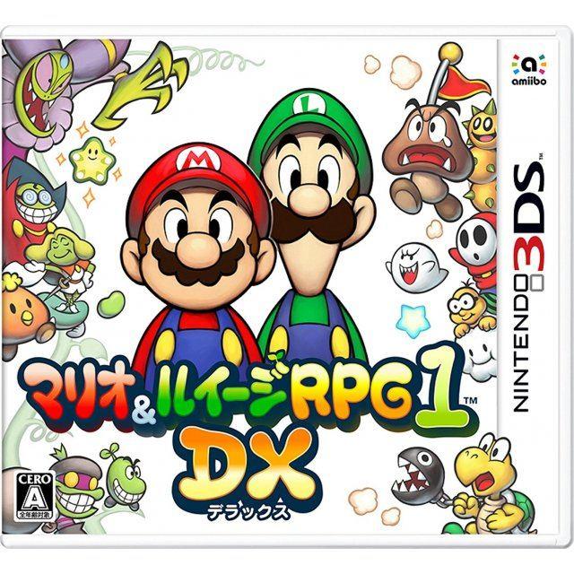 Mario & Luigi RPG1 DX