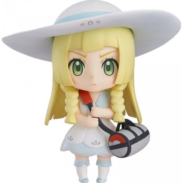 Nendoroid No. 780 Pokemon: Lillie