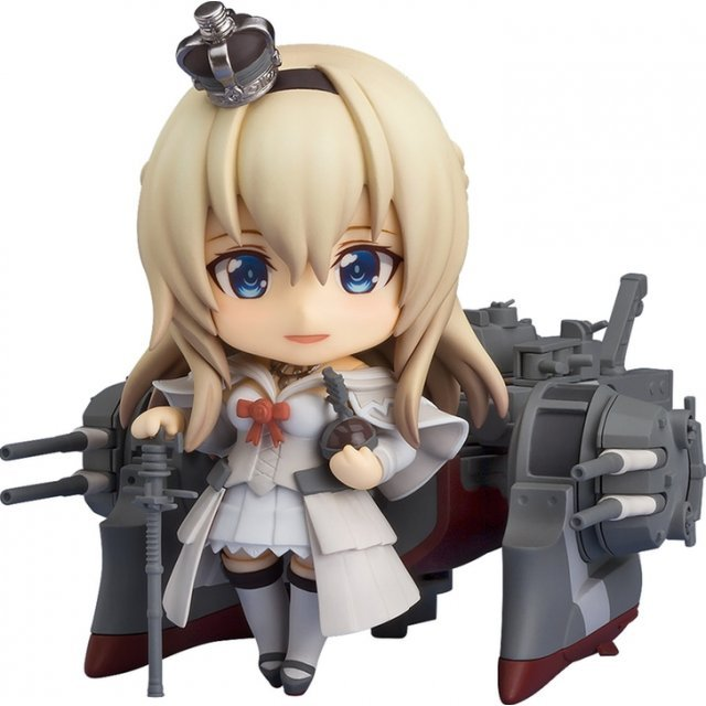 Nendoroid No. 783 Kantai Collection -KanColle-: Warspite
