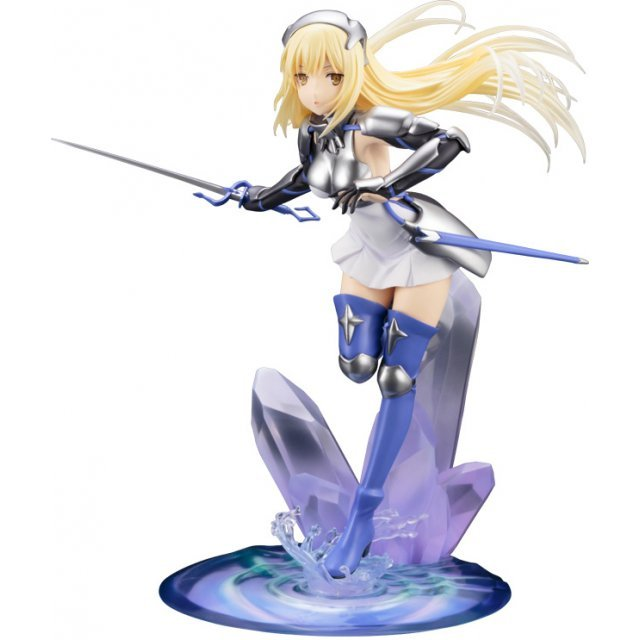 Sword Oratoria Is It Wrong to Try to Pick Up Girls in a Dungeon? 1/7 Scale Pre-Painted Figure: Ais Wallenstein