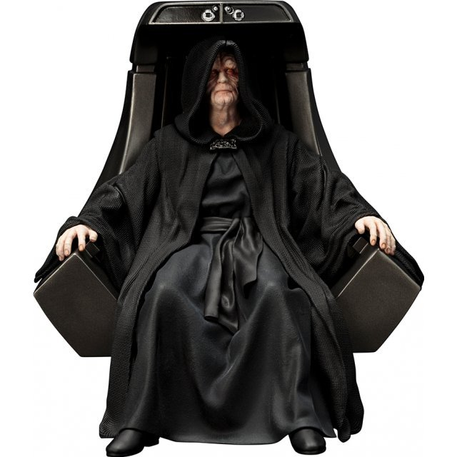 ARTFX+ Star Wars 1/10 Scale Pre-Painted Figure: Emperor Palpatine (Re-run)