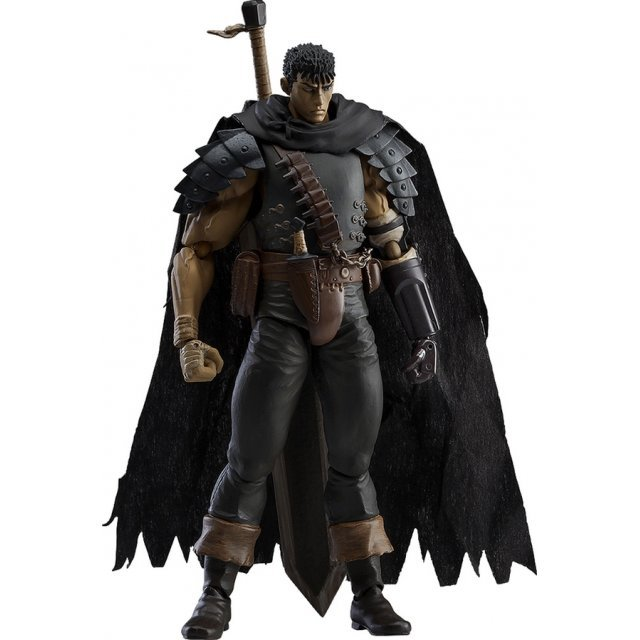 figma Berserk: Guts Black Swordsman Ver. Repaint Edition
