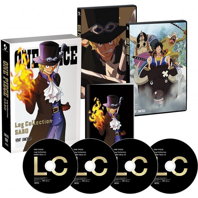 One Piece Log Collection - Sabo