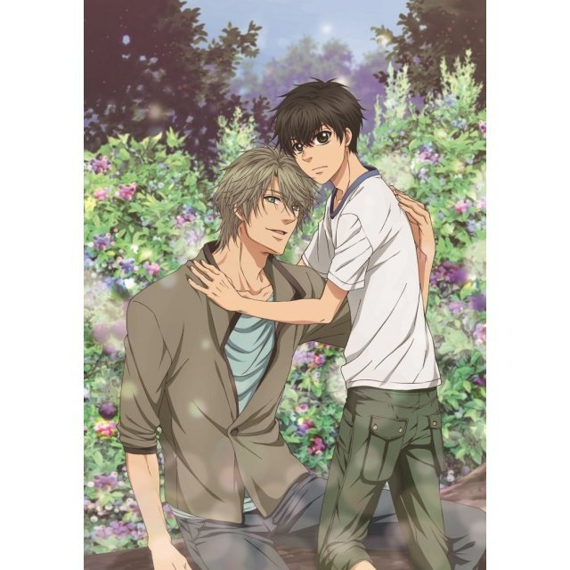 Super Lovers 2 Vol.4 [Blu-ray+CD Limited Edition]