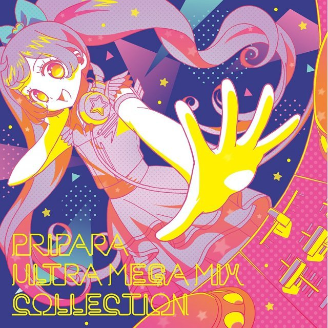 Ultra Mega Mix Collection - Pripara