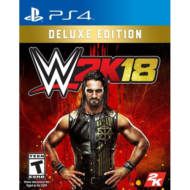 WWE 2K18 [Deluxe Edition]