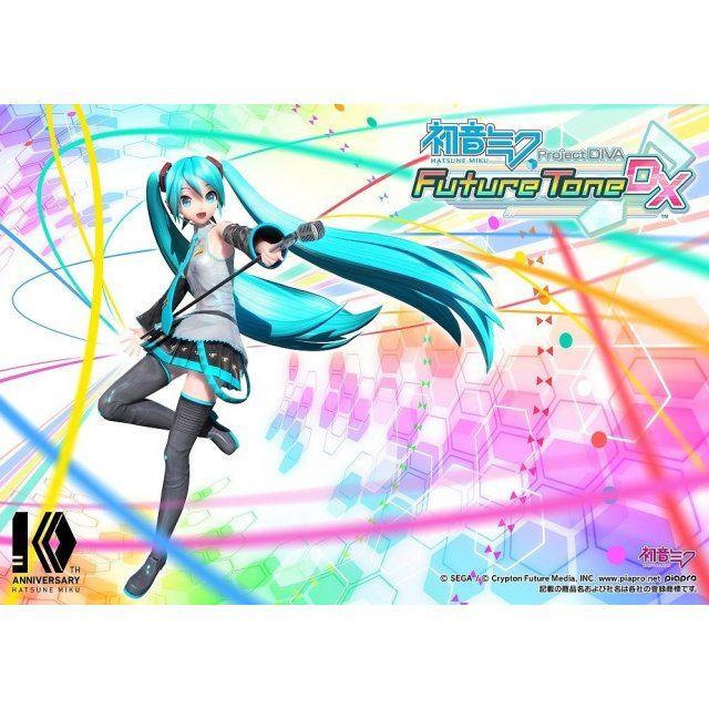 Hatsune Miku Project DIVA Future Tone DX [Memorial Pack]