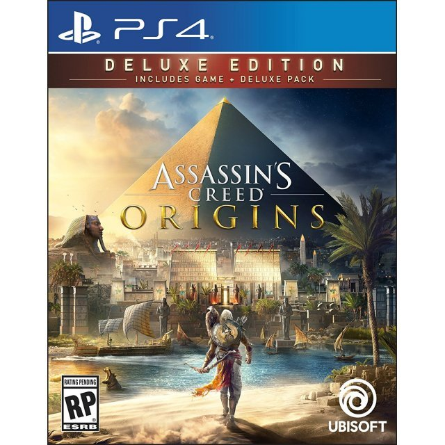 Assassin's Creed Origins [Deluxe Edition] (English & Chinese Subs)