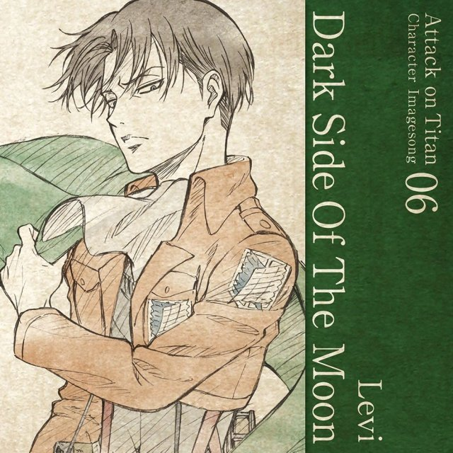 Attack On Titan Character Image Song Series Vol 06 - Dark Side Of The Moon