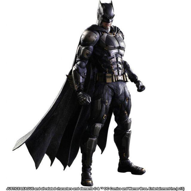 Justice League Play Arts Kai: Batman Tactical Suit Ver.