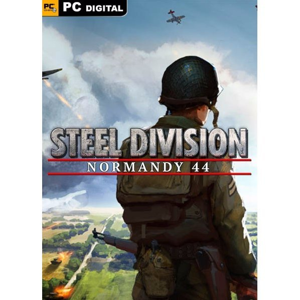 Steel Division: Normandy 44 (Steam)