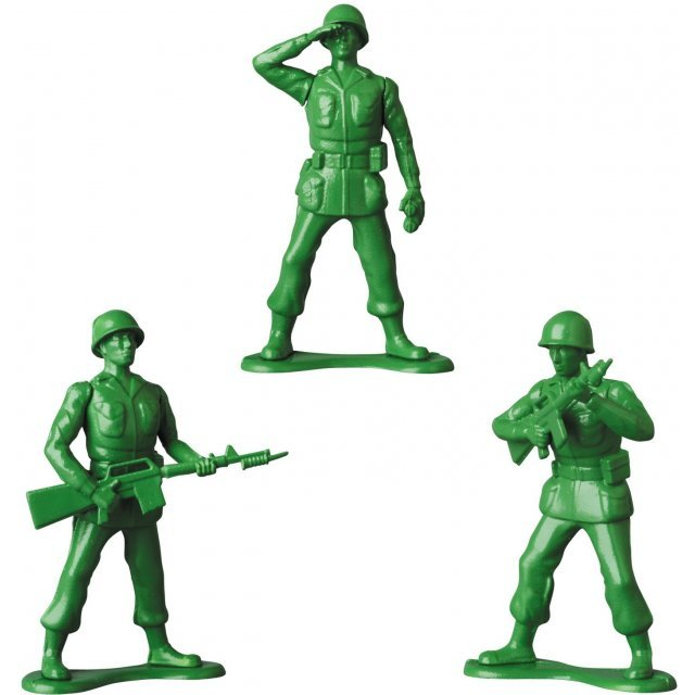 Ultra Detail Figure Pixar Series 2 Toy Story: Green Army Men