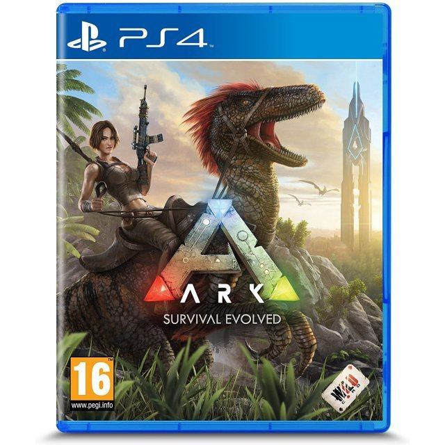 ARK: Survival Evolved (English & Chinese Subs)