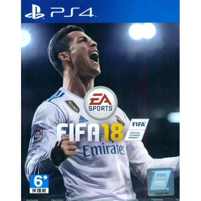 FIFA 18 (Multi-Language)