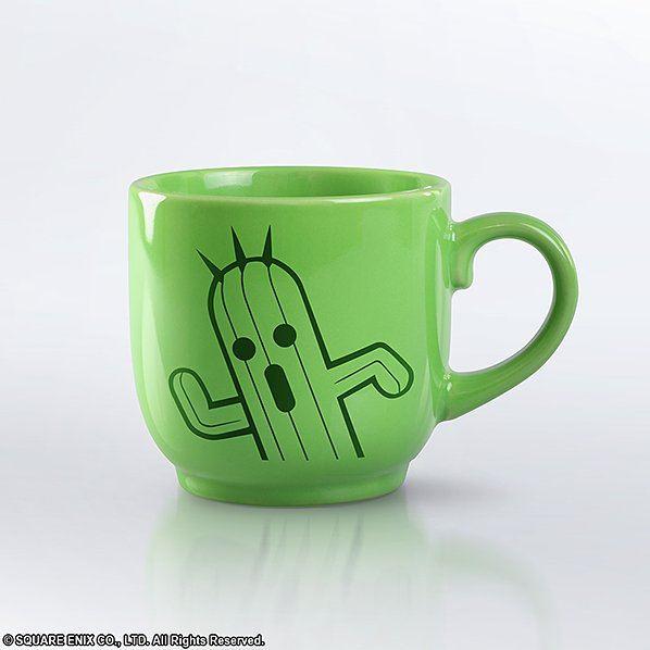 Final Fantasy Mug Cup: Cactuar