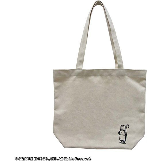 Nier Automata Tote Bag (Machine Life Body)