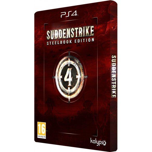 Sudden Strike 4 [Steelbook Edition]