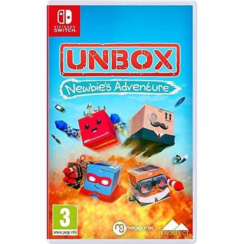 Unbox: Newbie's Adventure