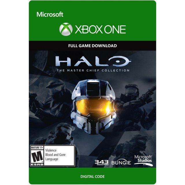 Halo: The Master Chief Collection Digital [Xbox One]