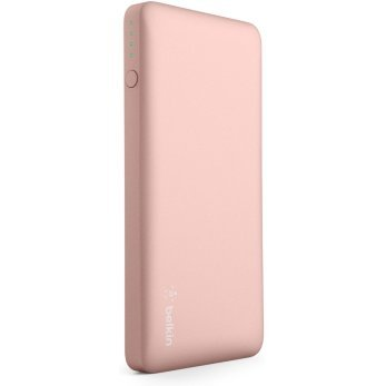 Belkin Pocket Power 10K Power Bank (10000mAh) (Rose Gold)