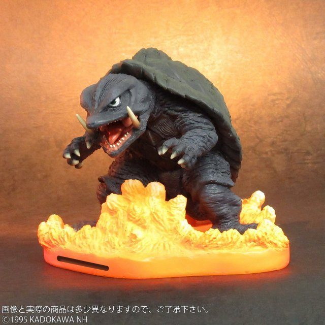 Favorite Sculptors Line Default Real Coin Bank Gamera Series: Gamera 1995