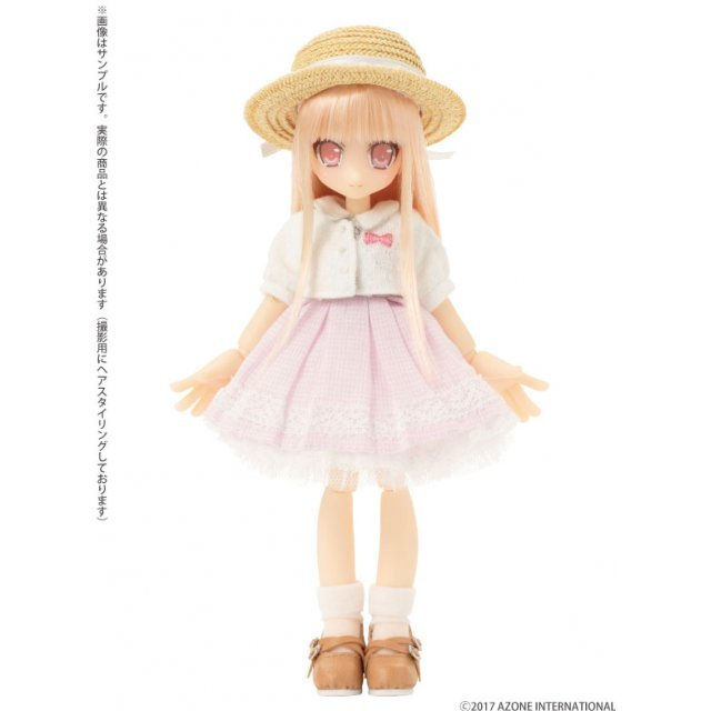 Lil' Fairy 1/12 Scale Fashion Doll: Vel -Yousei-tachi no Kyuujitsu-