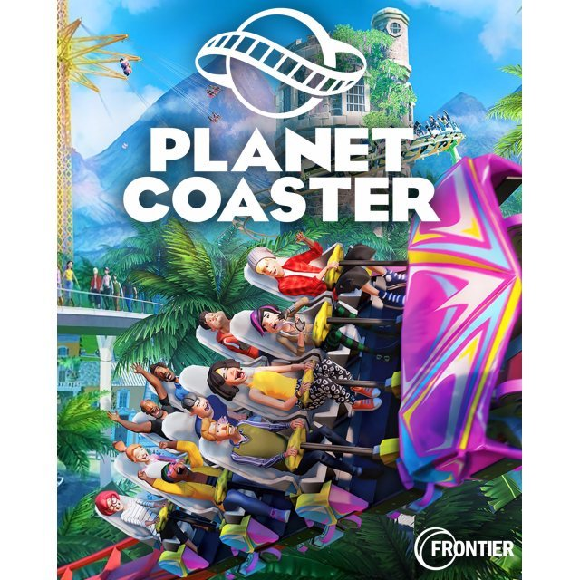 Planet Coaster (Steam)