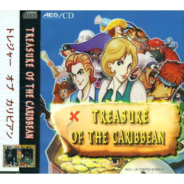 Treasure of The Caribbean